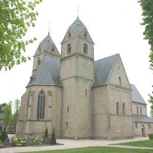 Kirche Wissel